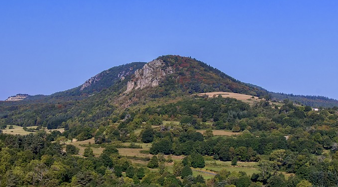 Le Velay, Roustignac