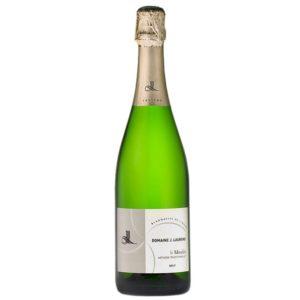 Blanquette de Limoux AOC Le Moulin Domaine J. Laurens bulles fines robe jaune pâle nez pomme verte