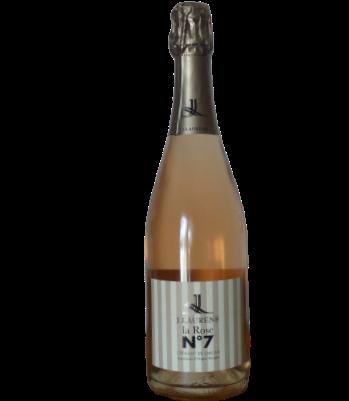 Ce vin pétillant AOP Limoux accompagne particulièrement bien les mets rosés : crevettes, saumon, tarama, tarte aux fruits rouges, fraises melba … ou tout simplement à l'apéritif