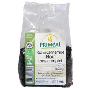 Riz long noir bio de Camargue