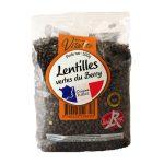 Lentilles vertes du Berry IGP-Label rouge, Grain de Vitalité 500 g