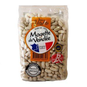 Mogette de Vendée IGP et Label rouge, Grain de Vitalité, producteur