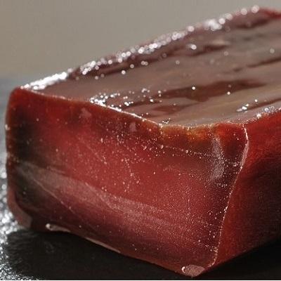 Mojama de Isla Cristina IGP filet de thon séché