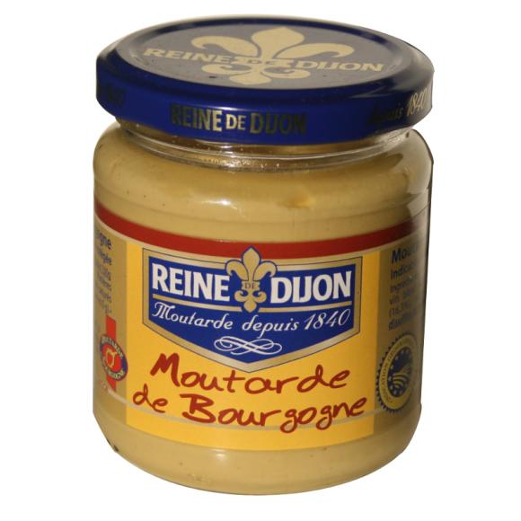 moutarde de Bourgogne IGP Extra-forte Reine de Dijon