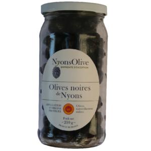 olives noires de Nyons AOP Nyonsolive