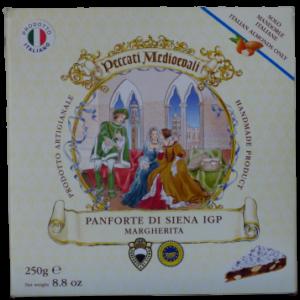La réputation incontestable du Panforte di Siena résulte du fait qu'il s'est imposé comme la friandise typique et irremplaçable des fêtes de Noël en Italie.