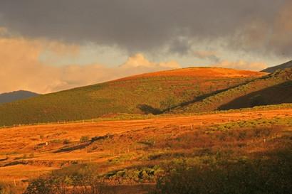 Col Sarrasset en Ardèche