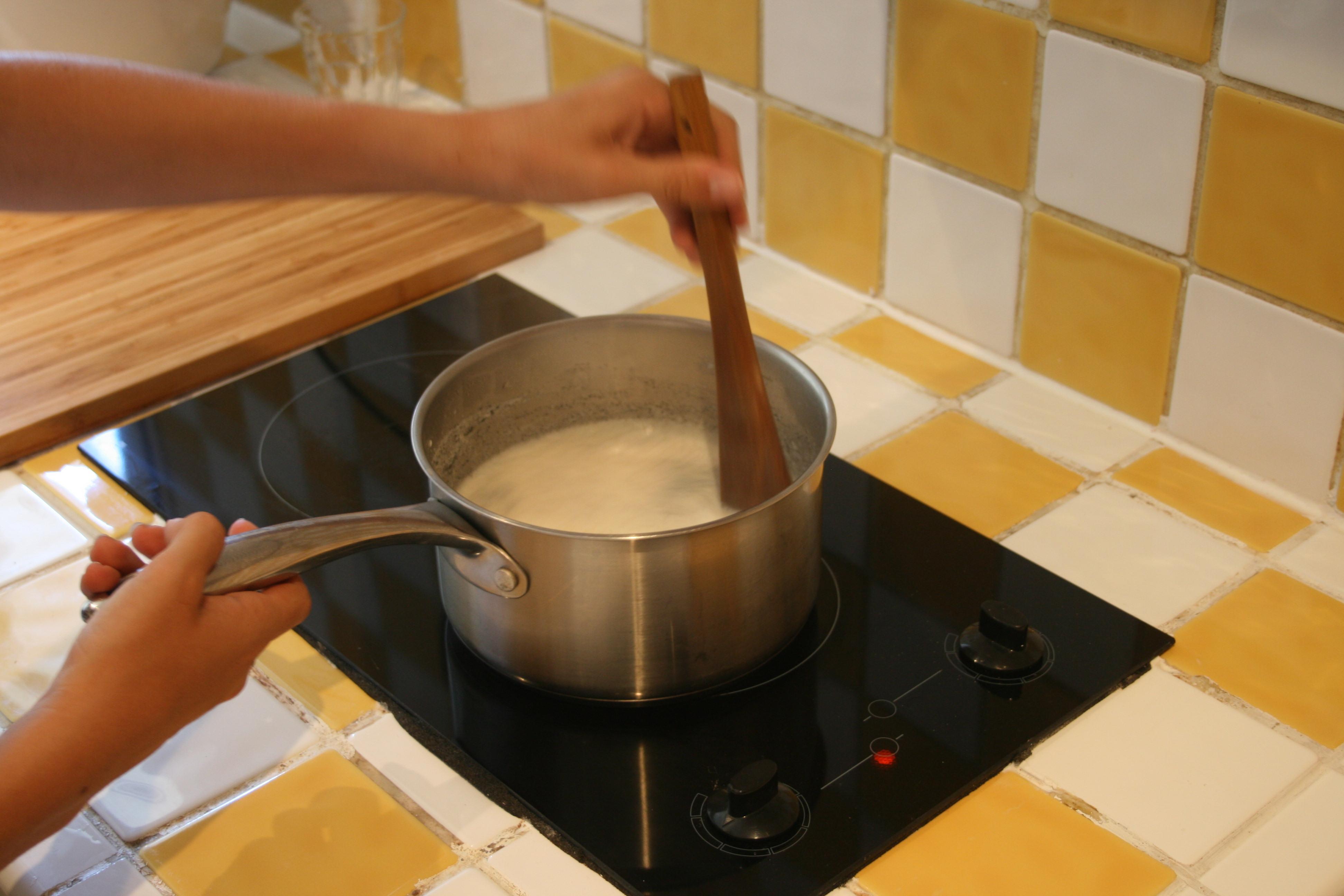 riz au lait citron canelle originel. Black Bedroom Furniture Sets. Home Design Ideas