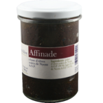 Affinade de Nyons pâte d'olive de Nyons AOP Vignolis 180 g - 100% tanche