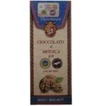 Tablette chocolat aux noix igp CIoccolato di Modica