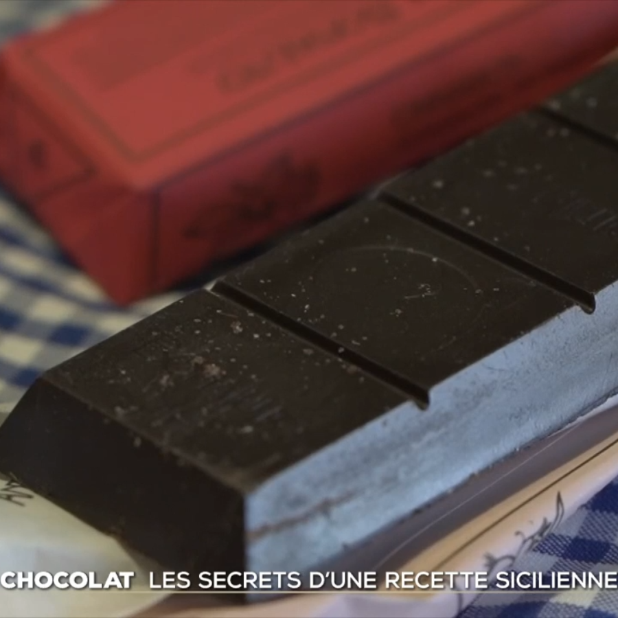 Décrouvrir en vidéo les secrets de la recette du chocolat de Modica IGP