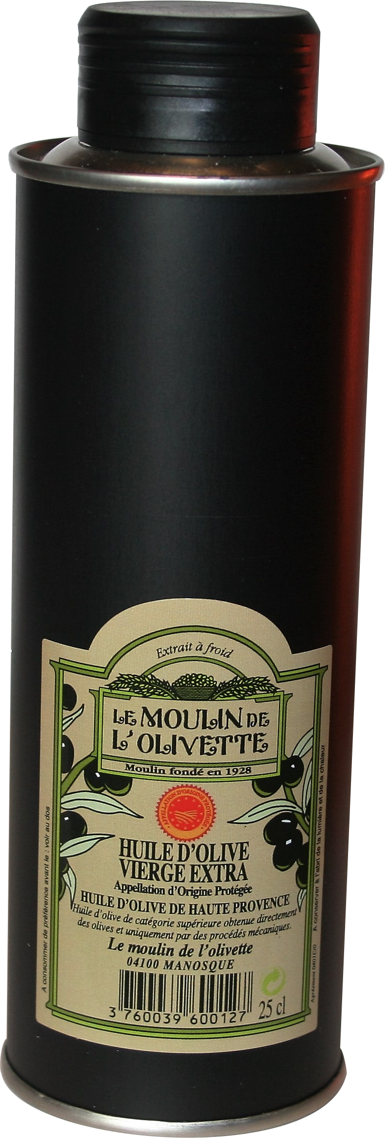 huile olive manosque