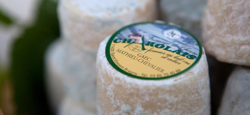 Fromage de chèvre Charolais AOP