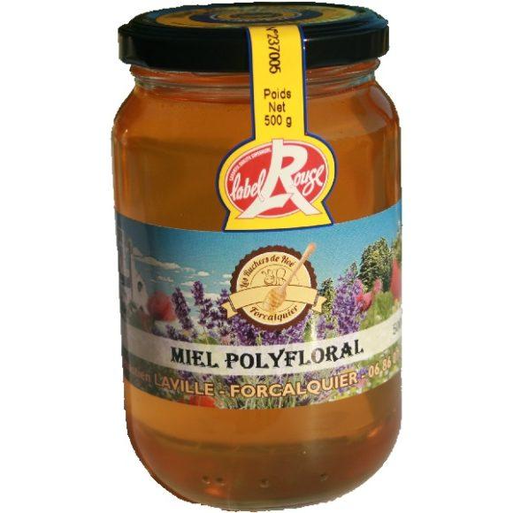 Miel de Provence IGP label rouge les ruchers de Noé 2018 liquide