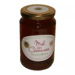 Miel des Cévennes IGP Christian Martin apiculteur récoltant Saint-Etienne-Vallée-Française pot 500 g
