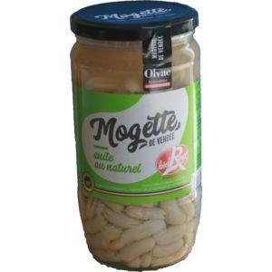 mogette de Vendée IGP cuite au naturel Orlac, élaborée à partir de mogettes label rouge