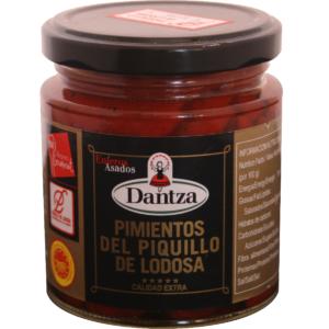poivrons rouge Piquillo de Lodosa AOP Dantza